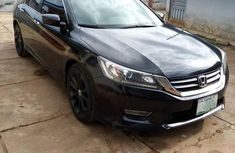 Honda Accord 2013 Black for sale