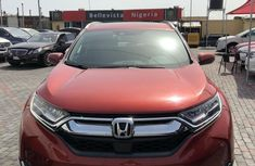 Honda CR-V 2017 Red for sale
