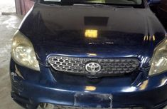Neat and affordable Toyota Matrix 2002 Blue for sale
