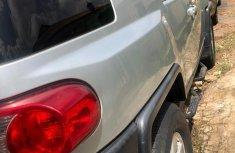 Toyota FJ Cruiser 2006 Silver color for sale