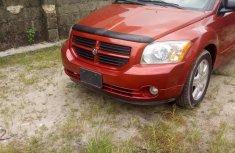 Dodge Caliber 2.0 2008 Orange for sale