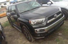 Toyota 4-Runner 2014 Black for sale