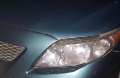 Toyota Corolla 2009 1.8 Exclusive Automatic Green for sale