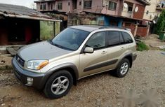 Toyota RAV4 2001 Gold for sale