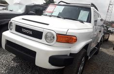 Toyota FJ Cruiser 2008 White for sale