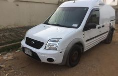 Ford Courier 2012 White for sale