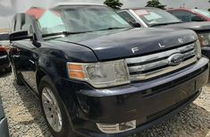 Ford Flex 2009 Blue for sale