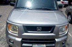 Honda Element 2004 Gray for sale