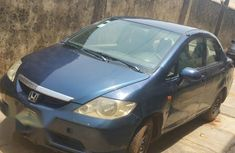 Honda City 2005 Blue for sale