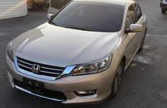 Honda Accord 2015 Gold for sale