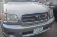 Toyota Sequoia 2006 Gold for sale