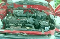 Toks Toyota Starlet 1999 Red for sale