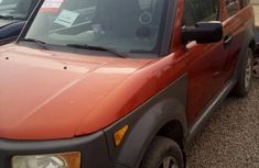 Honda Element 2005 Orange for sale