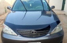 Fairly used and well maintained Toyota Camry 2003 Gray for sale