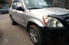 Honda CR-V Automatic 2005 Silver for sale