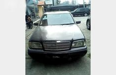 Mercedes-Benz C200 1999 Gray for sale