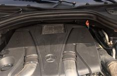 Mercedes-Benz GL550 2013 Gray for sale