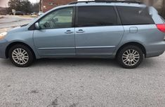Toyota Sienna 2010 XLE 7 Passenger Blue for sale