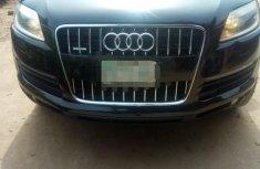 Audi Q7 2009 3.6 Quattro Black for sale