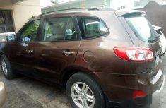 Hyundai Santa Fe 2012 Brown for sale