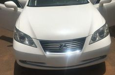 Neat Lexus ES 2007 White color for sale