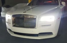 Rolls-Royce Ghost 2018 White for sale