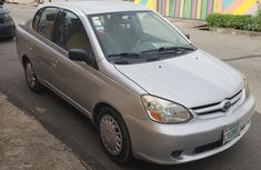 Toyota Echo 2005 Sedan Silver for sale