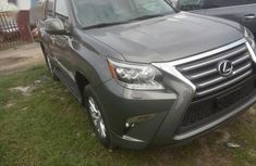 Lexus GX 2014 Gray for sale