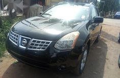 Nissan Rogue SL 2009 Black for sale