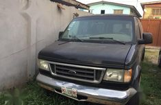 Ford E-350 2002 Black for sale