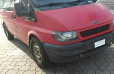 Ford Transit 2004 Red for sale
