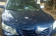 Toyota Camry 2.4 2008 Blue for sale