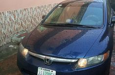 Honda Civic 2008 1.8i VTEC Blue for sale