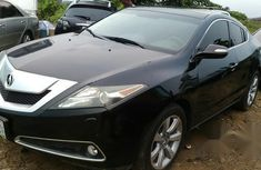 Acura ZDX 2010 Black for sale