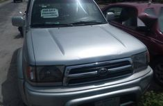Toyota 4-Runner 2001 Gray for sale