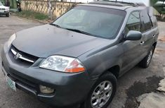Acura MDX 2004 Green for sale