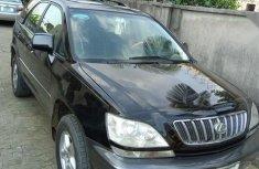 Lexus RX 2002 Black for sale