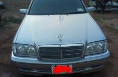 Mercedes-Benz C230 2000 Silverfor sale
