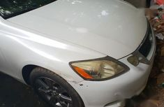 Lexus GS 350 4WD 2009 White for sale