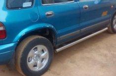 Kia Sportage 2002 Cabriolet Blue for sale