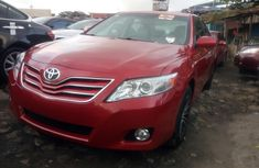 Foreign Used Toyota Camry LE 2009 Model Red