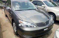 Foreign Used Toyota Camry XLE 2005 Model Gray