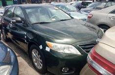Foreign used 2010 toyota camry for sale