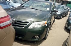 Foreign Used Toyota Camry LE 2010 Model Brown