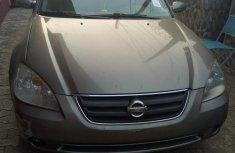 Nissan Altima 2005 3.5 SE Brown for sale