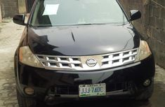 Nissan Murano 2005 Black for sale