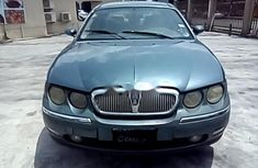 Rover 75 2000 Petrol Automatic Blue for sale