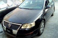 Volkswagen Passat 2006 Black for  sale