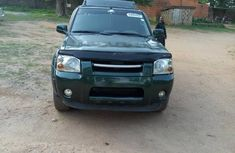 Nissan Frontier 2002 Green  for sale