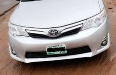 Toyota Camry 2013 Silverfor sale